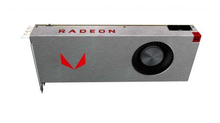 Представлены игровые видеокарты AMD Radeon RX Vega, производительность флагманской модели RX Vega 64 с TDP 300 Вт сопоставима с NVIDIA GTX 1080