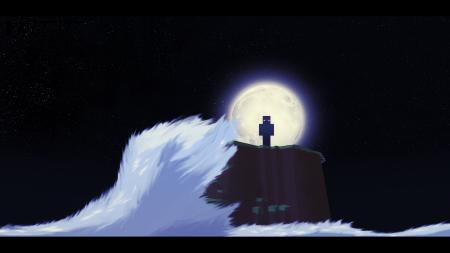Телекомпания NBC создала образовательное видео о Луне при помощи Minecraft
