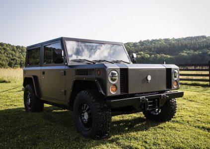 Bollinger B1 — американский электрический внедорожник с брутальной внешностью, 360-сильным двигателем, максимальной скоростью 200 км/ч и запасом хода до 320 км