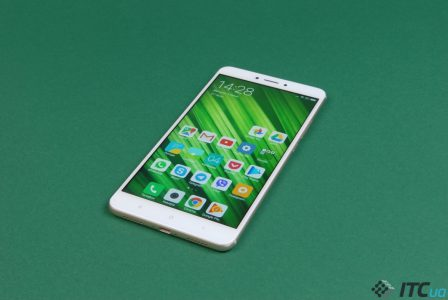 Обзор 6,44-дюймового смартфона Xiaomi Mi Max 2