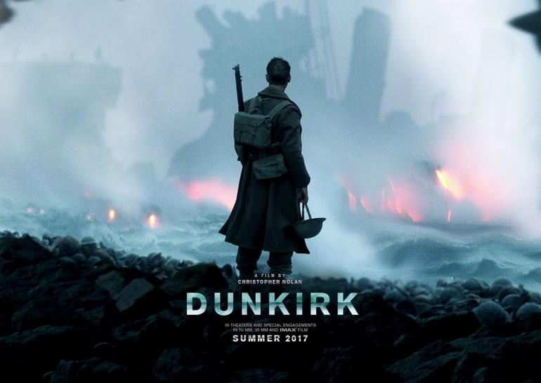 Фильм «Дюнкерк» стал лидером русского кинопроката