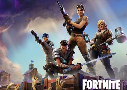 Fortnite: что нам стоит форт построить…