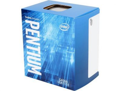 Intel сокращает производство настольного CPU Pentium G4560, чтобы тот не портил продажи линейки Core i3