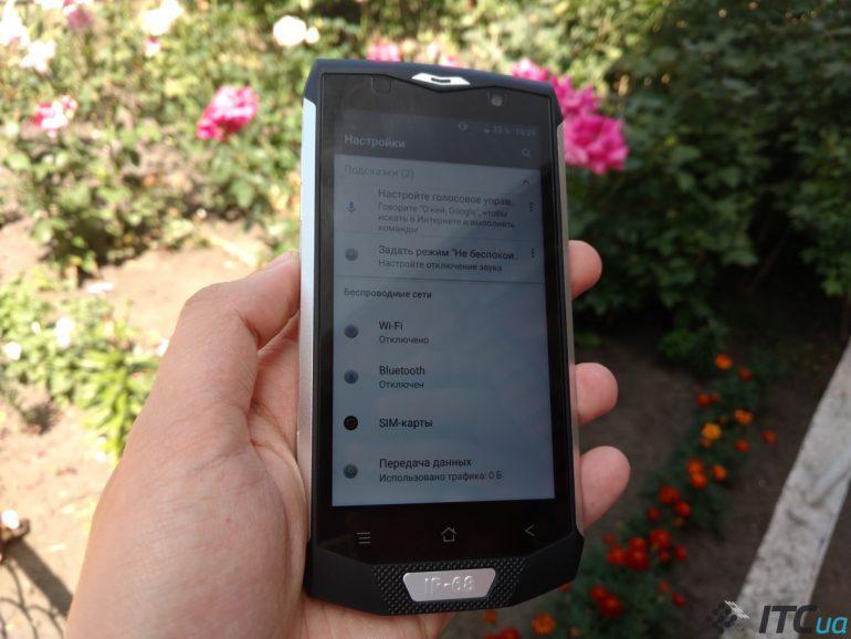 Обзор смартфона Blackview BV8000 Pro