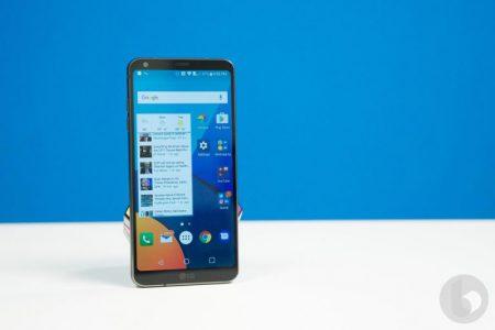 Смартфон LG G6 Mini выйдет под названием LG Q6 с 3 ГБ ОЗУ и одиночной основной камерой