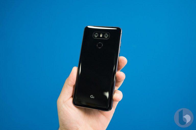 КомпанияLG создаст мини-копию флагманского G6