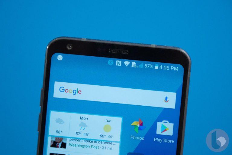 LGвыпустит нарынок уменьшенную версию G6
