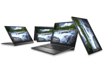 Dell Latitude 7000 (7285) – первый в мире мобильный компьютер «2-в-1» с поддержкой беспроводной зарядки