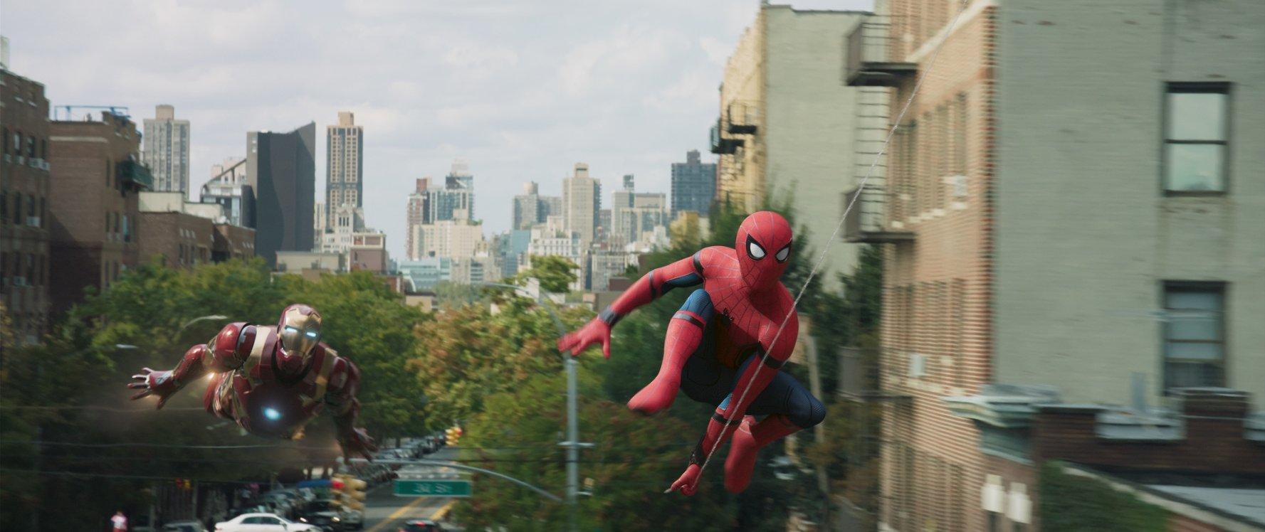 Человек паук: Возвращение домой платный онлайн