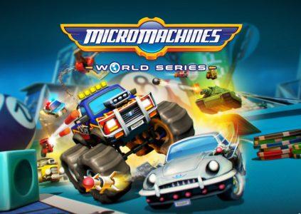 Micro Machines World Series: ошибка резидента