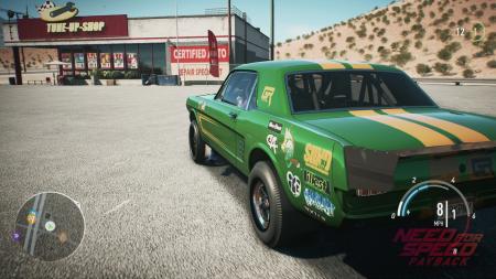 Electronic Arts опубликовала новый трейлер Need for Speed Payback, раскрывающий особенности тюнинга автомобилей