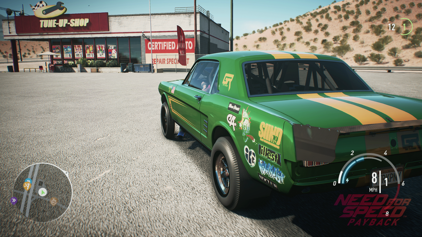 Вышел новый трейлер игры Need for Speed Payback