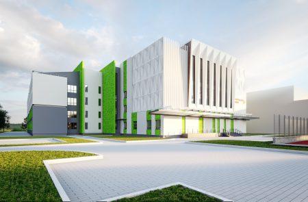 В Киеве построят энергонезависимую школу нового поколения с системой «умный дом» и современным учебным оборудованием