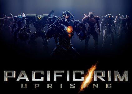 """Первый тизер фантастического фильма про гигантских роботов Pacific Rim: Uprising / """"Тихоокеанский рубеж 2"""""""