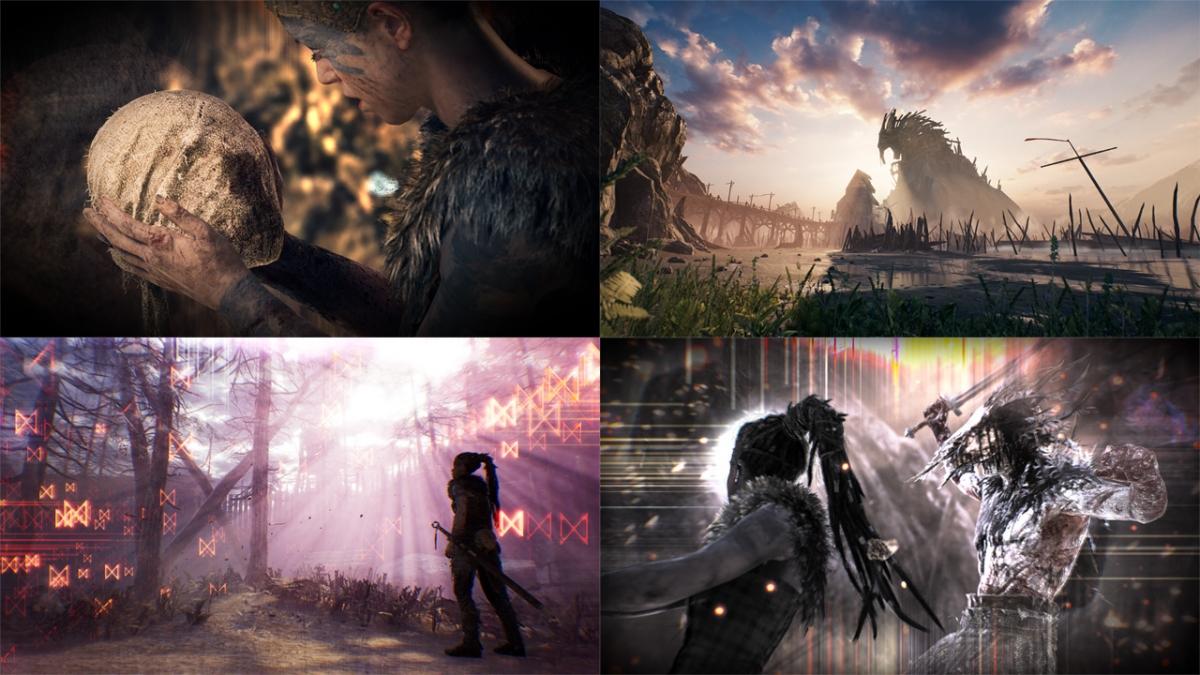 Ninja Theory показала финальный трейлер психоделической Hellblade: Senua's Sacrifice и рассказала о главных особенностях игры