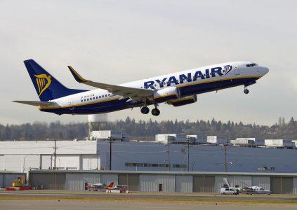 Владимир Гройсман предложил использовать «Гостомель» в качестве базового аэропорта для всех лоукостеров, включая Ryanair