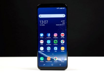 В базе Geekbench замечен смартфон Samsung Galaxy S9 (SM-G9650) с SoC Snapdragon 845