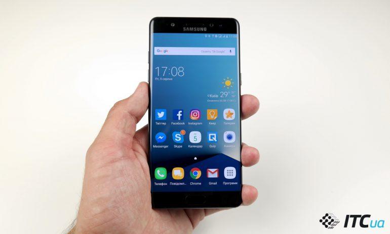 Самсунг Galaxy Note 8 появится втретем летнем месяце