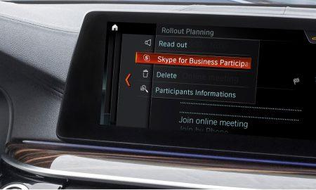 Skype пропишется в автомобилях BMW