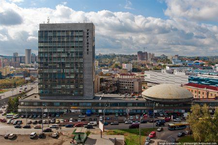 """Первый в Украине Музей науки откроют в киевской """"Тарелке"""" (УкрИНТЭИ) осенью 2018 года, стоимость проекта составит 150 млн грн"""