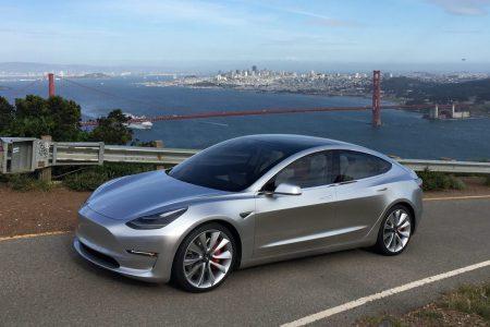 В Калифорнии электромобиль Tesla Model 3 будет стоить всего $25 тыс. за счет «зеленых» скидок и налоговых льгот на сумму $10 тыс.