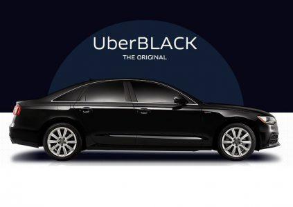 С сегодняшнего дня Uber запускает в Киеве премиум-услугу UberBLACK (минимальный заказ — 130 грн, подача — 85 грн, километр пути — 10 грн)