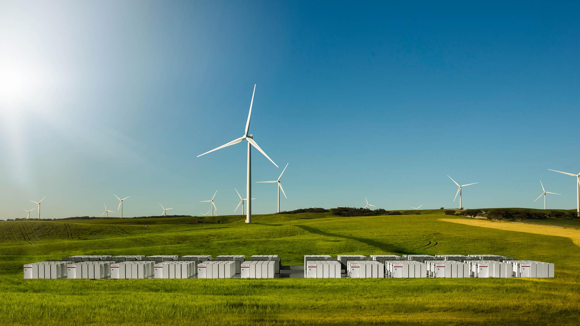 Tesla согласилась осоздании наибольшего хранилища энергии вАвстралии