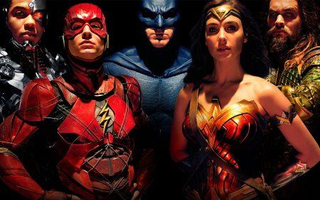 Трейлер фильма «Лига справедливости» (Justice League) с Comic-Con
