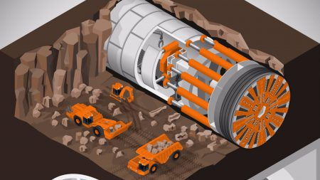 The Boring Company Илона Маска: Подземные тоннели против пробок