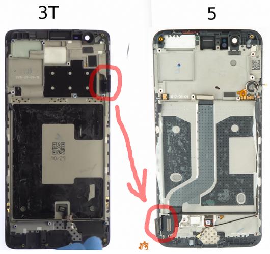В OnePlus 5 перевернули дисплей, чтобы сделать смартфон похожим на iPhone 7 Plus, но это привело к эффекту «желейной» прокрутки