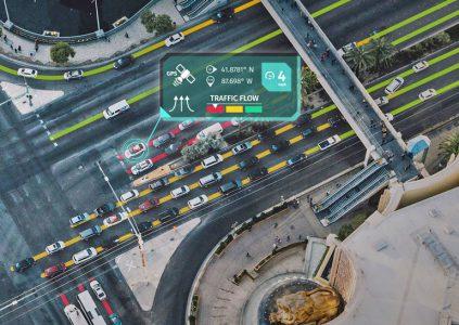 Сервис Here Real-Time Traffic позволит автомобилям Audi, BMW и Mercedes обмениваться данными о трафике