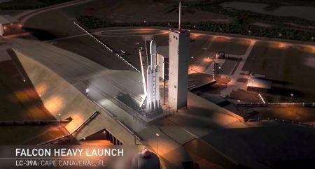 SpaceX стала четвертой по рыночной стоимости технологической компанией в США, запуск тяжелой ракеты-носителя Falcon Heavy намечен на ноябрь