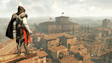 Ubisoft намерены снять аниме по мотивам Assassin's Creed