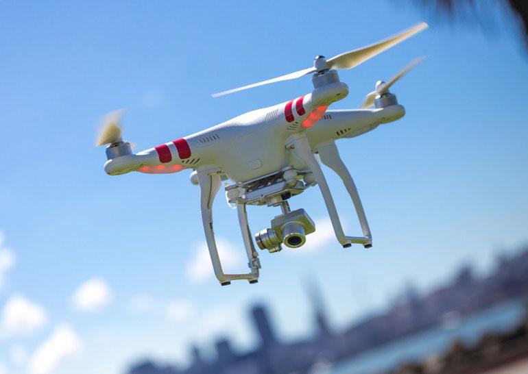 ВNASA признали жужжание дронов более раздражающим среди звуков транспортных средств