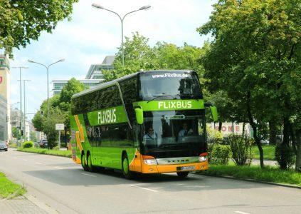 Автобусный лоукостер Flixbus расширяет бизнес в Украине, запуская прямые маршруты в Европу по цене от €5