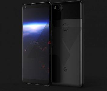 Смартфон Google Pixel XL2 получит функцию Always-On Ambient Display, несколько режимов работы экрана и чувствительные к нажатию боковые грани, как у HTC U11