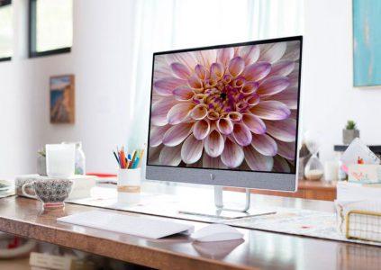 Обновлённые моноблоки HP Pavilion получили безрамочный дизайн и веб-камеру с высоким уровнем приватности