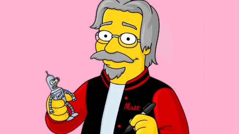 Создатель «Симпсонов» снимет мультфильм для взрослых о принцессе-алкоголичке