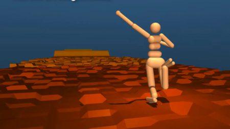 DeepMind обучили ИИ «паркуру» в виртуальной реальности