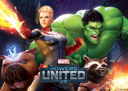 Marvel Powers United VR – эксклюзив Oculus Rift с героями вселенной Marvel