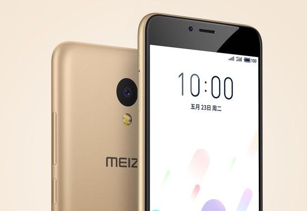 Представлен бюджетный пятидюймовый смартфон Meizu A5 за $103