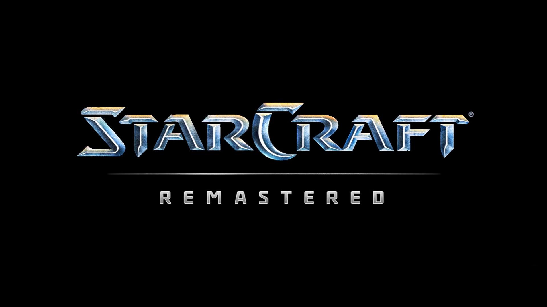 Три споловиной мин. игрового процесса StarCraft Remastered