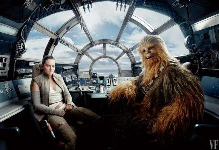 Disney опубликовала закадровое видео со съемок фильма «Звёздные Войны: Последние Джедаи» / Star Wars: The Last Jedi