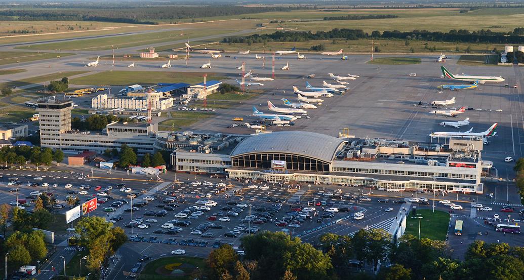 Аэропорт «Борисполь» заполгода увеличил пассажиропоток на30%
