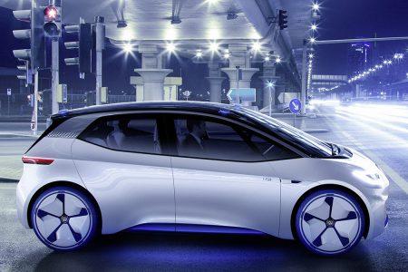 """Volkswagen: """"Наш электромобиль I.D. будет на $7-8 тыс. дешевле своего основного конкурента Tesla Model 3"""""""