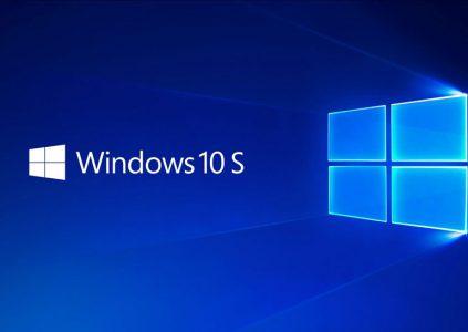 ОС Windows 10 S стала доступной для тестирования разработчикам приложений