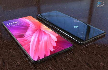 Дизайнер создал концепт будущего смартфона Xiaomi Mi 7 с 97% соотношением экрана к фронтальной панели [видео]