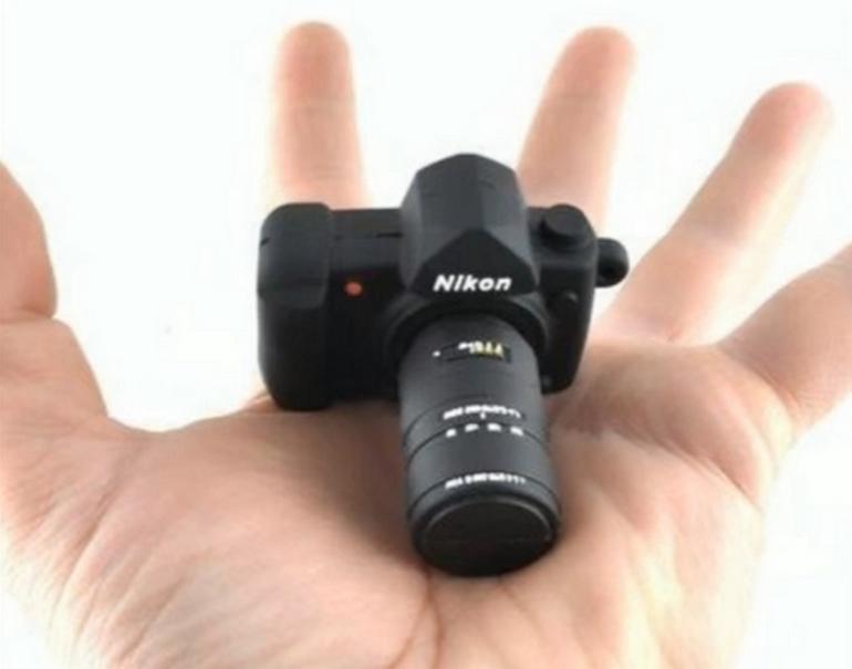 Nikon может выпустить мини-камеру для конкуренции с камерами смартфонов