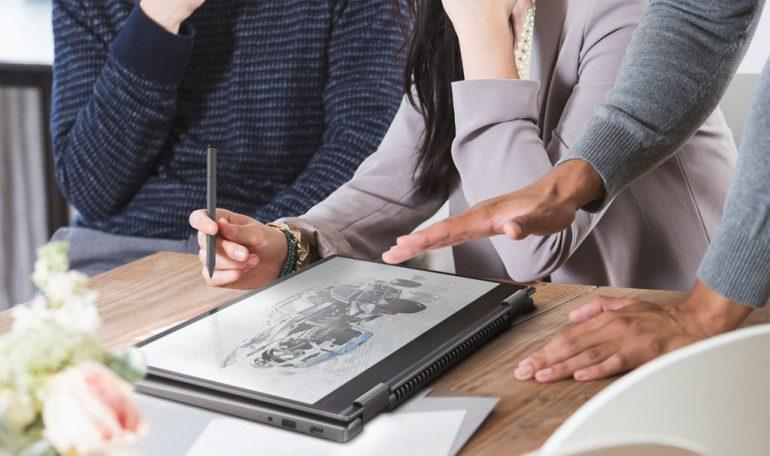 Lenovo выпустит на украинский рынок ноутбук-трансформер Lenovo Yoga 720-15 с графикой NVIDIA GeForce GTX 1050 по цене от 36500 грн