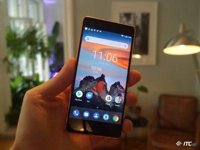 Первый взгляд на Nokia 8: оцениваем шансы на успех модели [IFA 2017]